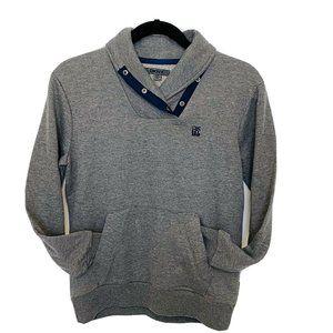 New DKNY 89 Boys Pullover Sweatshirt Medium